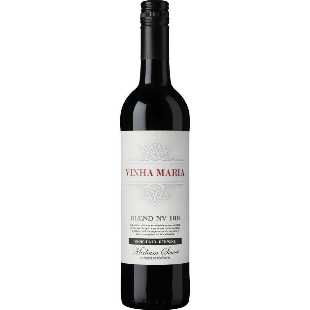 Dão DOC Vinha Maria Blend NV 188 Tinto Medium Sweet