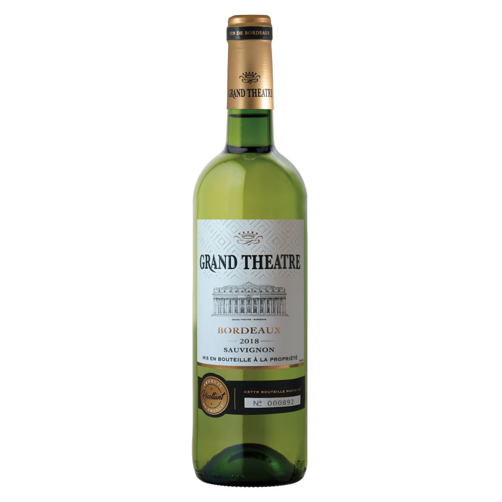 Bordeaux A.O.C. Grand Theatre Sauvignon Blanc