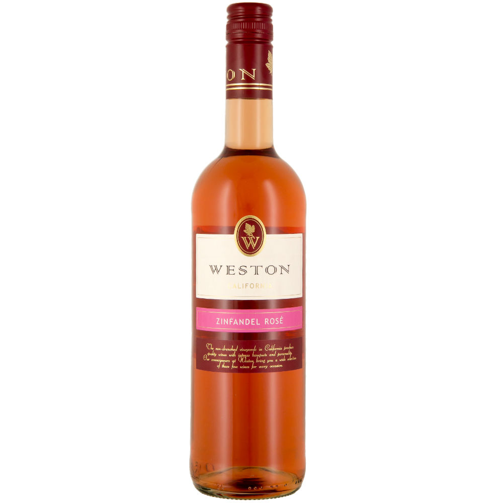 California Weston Zinfandel Rosé