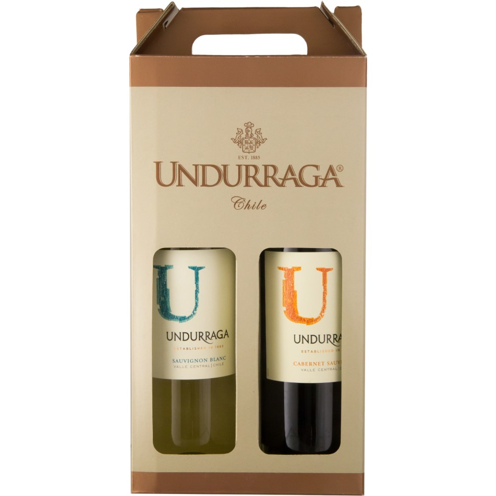 Undurraga Corporate Two Pack Undurraga + 2 vína Varietal