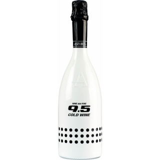 9.5 Cold wine White Brut Sparkling wine