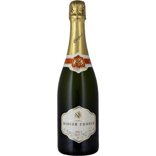 Champagne Didier Chopin Brut