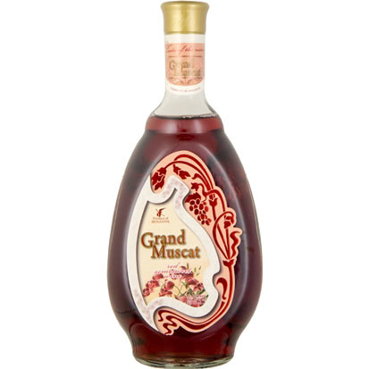 Grand Muscat Red Suvorov Vin